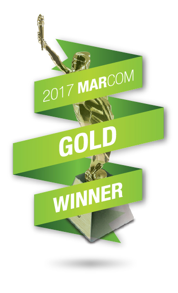 The Mill Magazine WINS the Marcom Gold for excellence in advertising and magazine design