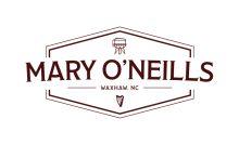 Mary O'Neill's