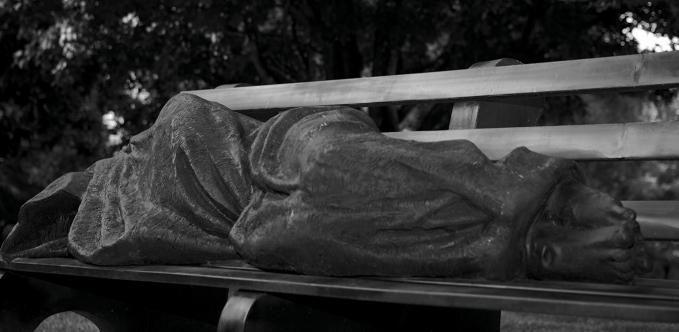 homeless jesus davidson