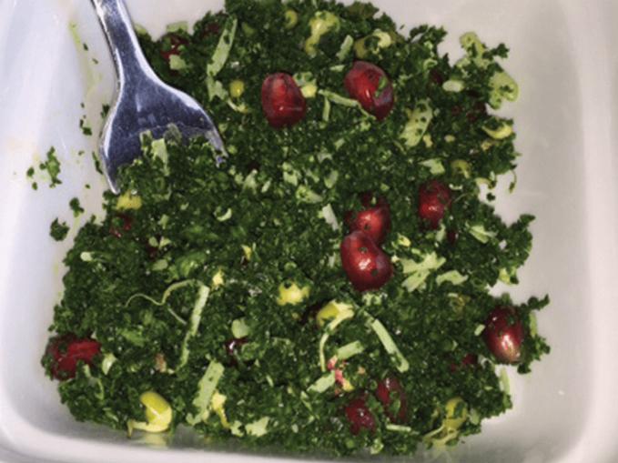 kale salad dr nimali fer