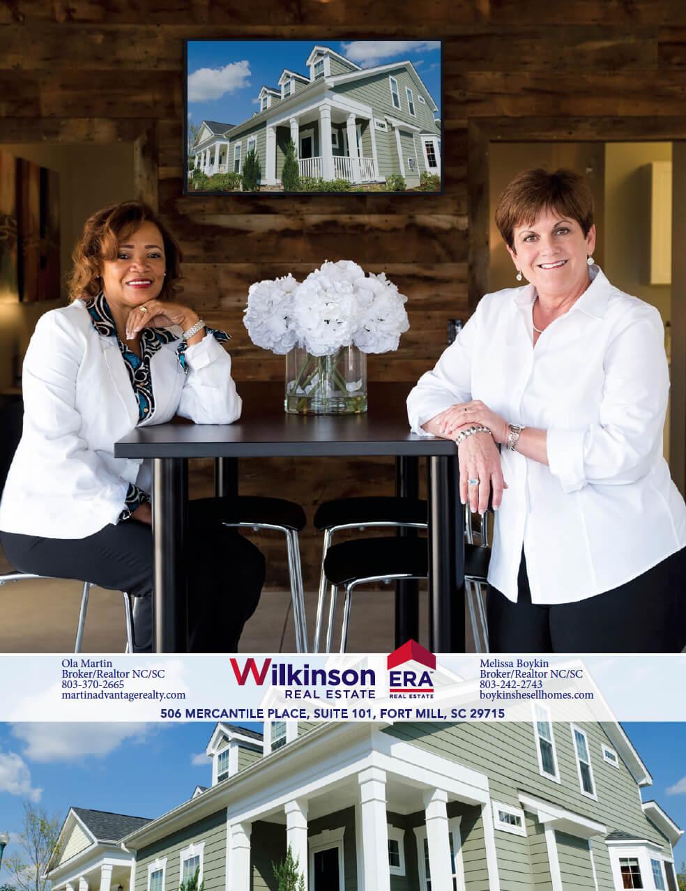 Wilkinson real estate ola martin melissa boykin the for Wilkinson homes